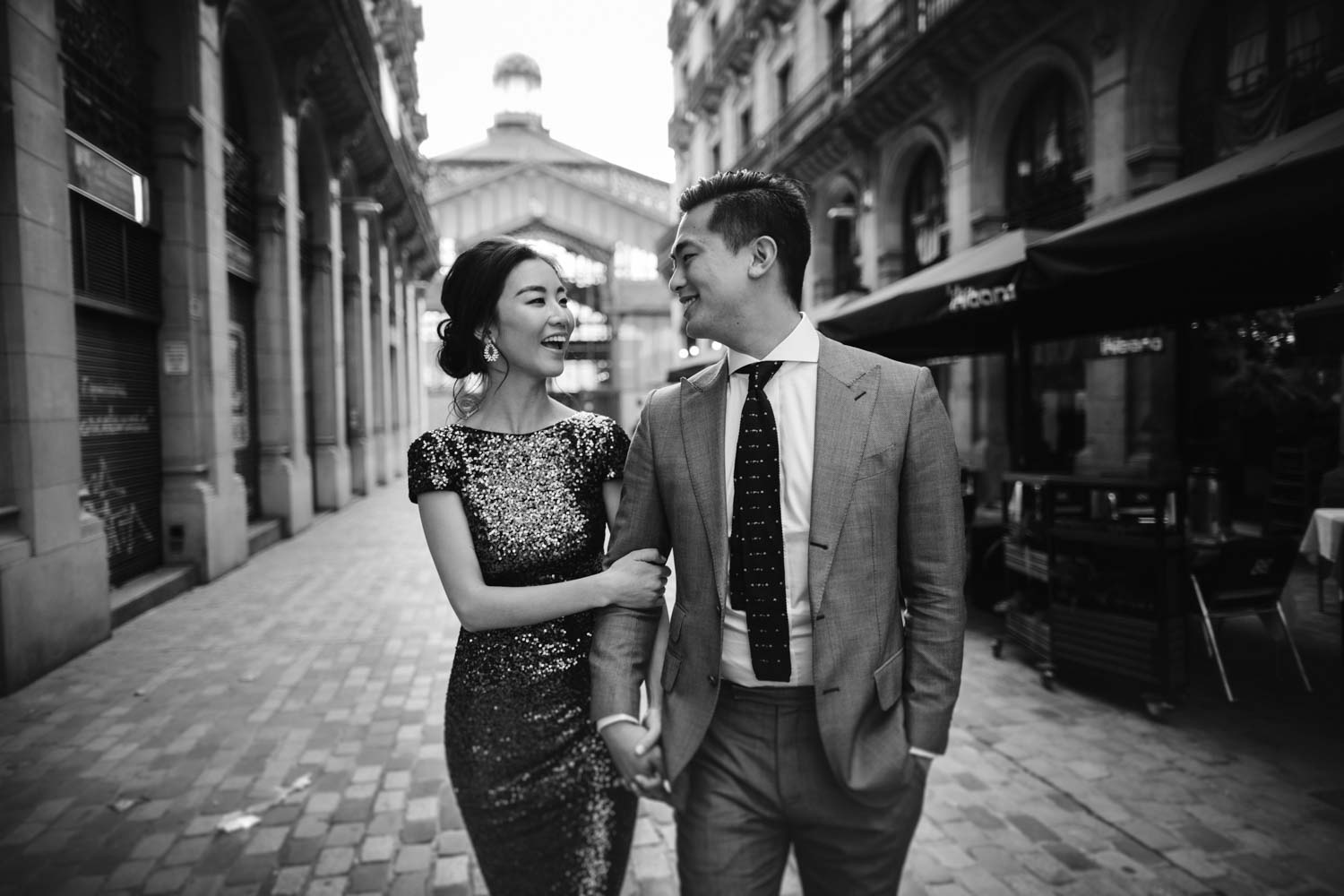 engagement session barcelona
