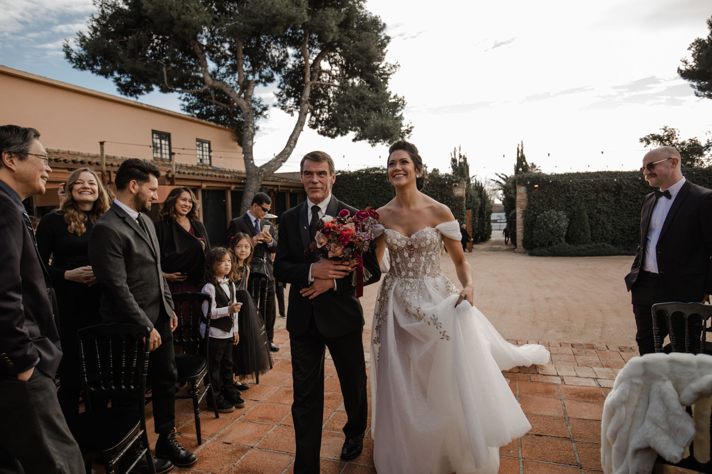 entrada novia